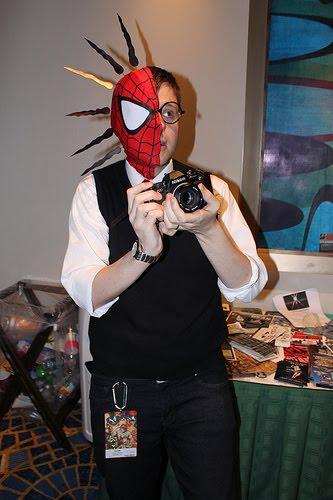 [Photos] Cosplay Spider_sense